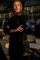 Le Gang - SeeByChloe - Sac Hana Black - photo produit porté de dos