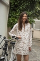 Le Gang - Isabel Marant - Robe Zip - photo produit porté de dos