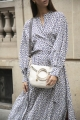 Le Gang - Isabel Marant - Robe Alexandra - photo produit porté de dos