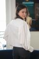 Le Gang - Isabel Marant - Top Wona - photo produit porté de profil