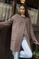 Le Gang - Blumarine - Manteau Sherlock - photo produit porté de dos