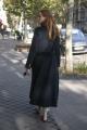 Le Gang - Michael Kors - Manteau Military - photo produit porté de profil