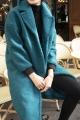 Le Gang - Idano - Manteau Haricot Pinede - photo produit porté de dos