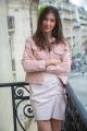 Le Gang - Isabel Marant Etoile  - Veste Foftya  - photo produit porté de face