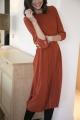 Le Gang - Vanessa Seward - Robe Amérique - photo produit porté de dos