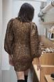 Le Gang - Samsøe Samsøe - Robe Harriet - photo produit porté de dos