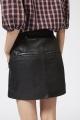 Le Gang - Isabel Marant Etoile  - Jupe Alynna - photo produit porté de dos