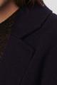 Le Gang - Maje - Manteau en double face ceinturé - photo produit porté de profil
