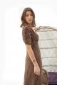 Le Gang - Majorelle - Robe Tamra - photo produit porté de dos
