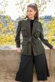Le Gang - Arket - Veste Melton Wool - photo produit porté de face