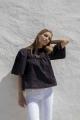 Le Gang - Isabel Marant - Top Black - photo produit non porté