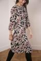 Le Gang - Isabel Marant Etoile  - Robe Stéphanie - photo produit porté de face