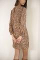 Le Gang - Compania Fantastica - Robe Elise - photo produit porté de dos