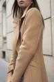 Le Gang - Twenty Easy - Manteau Josephine - photo produit porté de dos