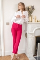 Le Gang - Givenchy - Pantalon Fushia - photo produit porté de dos