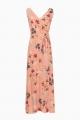 Le Gang - Paolo Casalini - Robe Floral Wrap - photo produit non porté