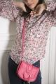 Le Gang - Isabel Marant Etoile  - Chemise Emelina - photo produit porté de face