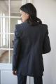 Le Gang - Isabel Marant Etoile  - Veste Iliane - photo produit porté de profil