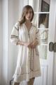 Le Gang - Ba&sh - Robe Patty - photo produit porté de face