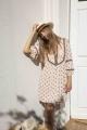 Le Gang - Ba&sh - Robe Tess - photo produit non porté