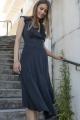 Le Gang - Ba&sh - Robe Coralie - photo produit porté de profil