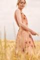 Le Gang - Paolo Casalini - Robe Floral Wrap - photo produit porté de dos