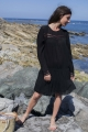 Le Gang - Ba&sh - Robe Joli - photo produit porté de face