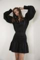 Le Gang - Isabel Marant Etoile  - Blouse Olto - photo produit porté de face