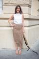Le Gang - Reformation - Jupe Mia - photo produit porté de dos