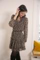 Le Gang - REBECCA MINKOFF - Robe Rosemary - photo produit porté de face