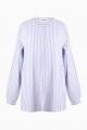 Le Gang - Laurence Bras - Chemise Meurice blanche - photo produit non porté