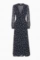 Le Gang - Ganni - Robe Marceau Georgette - photo produit non porté