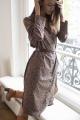 Le Gang - Compania Fantastica - Robe Maud - photo produit porté de dos