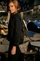 Le Gang - SeeByChloe - Sac Hana Black - photo produit porté de face