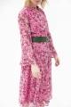 Le Gang - Michael Kors - Robe Hibiscus - photo produit porté de dos