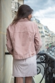 Le Gang - Isabel Marant Etoile  - Veste Foftya  - photo produit porté de dos