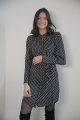 Le Gang - JOIE - Robe MYUNE - photo produit porté de face