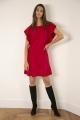Le Gang - RED Valentino - Robe Bianca - photo produit porté de profil