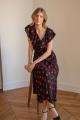 Le Gang - Mirae - Robe Jade A Coeur - photo produit non porté