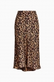 Le Gang - Ba&sh - Jupe Teddy Leopard - photo produit non porté