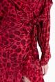 Le Gang - IRO - Robe Linger Iro - photo produit porté de dos