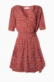 Le Gang - FAITHFULL THE LABEL - Robe Red Dress - photo produit non porté