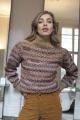 Le Gang - Isabel Marant Etoile  - Pull en laine à motif jacquard Ned - photo produit non porté