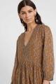 Le Gang - Vanessa Bruno - Robe Magnolia - photo produit porté de dos