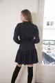 Le Gang - Maje - Robe Rosseane - photo produit porté de dos