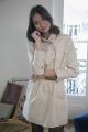 Le Gang - Isabel Marant - Robe Chemise Ecru - photo produit non porté