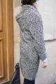 Le Gang - OPDV - Manteau Kentucky - photo produit porté de profil