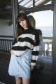 Le Gang - Isabel Marant Etoile  - Pull Reece - photo produit non porté