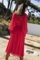 Le Gang - Rotate - Robe Number 37 - photo produit porté de dos