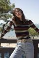 Le Gang - Sonia Rykiel - Pull Sonia - photo produit porté de dos